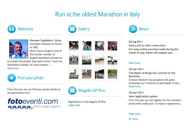 Mugello Marathon - gallery