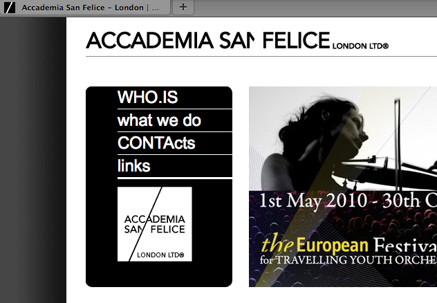 Accademia San Fellice UK - gallery
