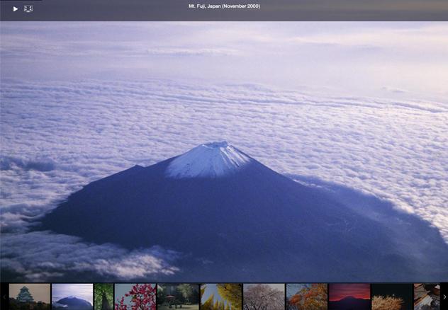 Daisaku Ikeda DwN Web Site - gallery