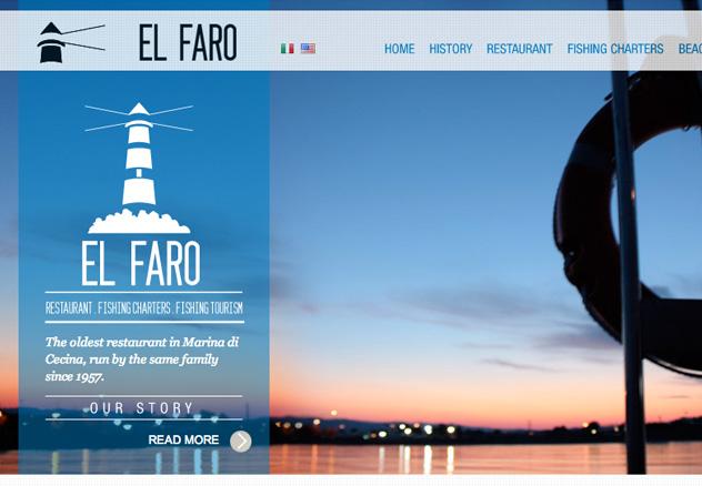 Restaurant El Faro - gallery