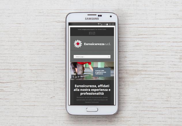 Eurosicurezza Web Site - gallery