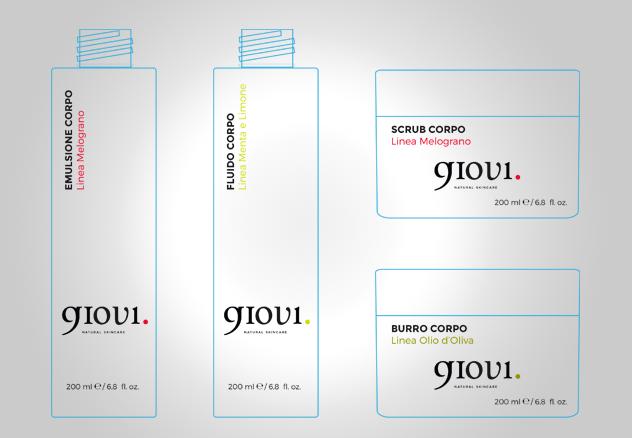 GIOVI packaging - gallery