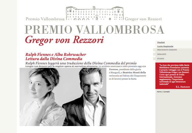Premio Vallombrosa - gallery