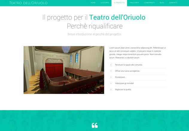 Teatro dell'Oriuolo - gallery