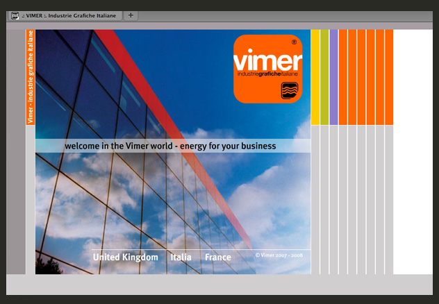 Vimer Web Site - gallery