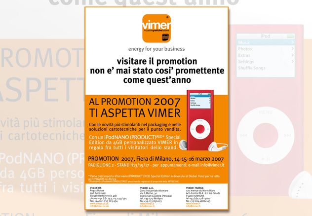 Vimer Promotion 2007 - gallery